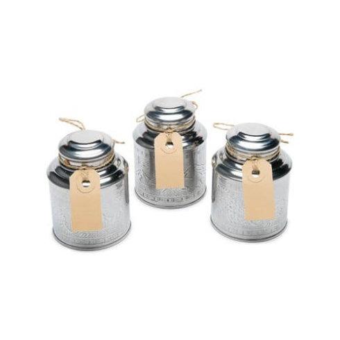 Bewaarblikken - thee accessoire - Mevrouw Cha