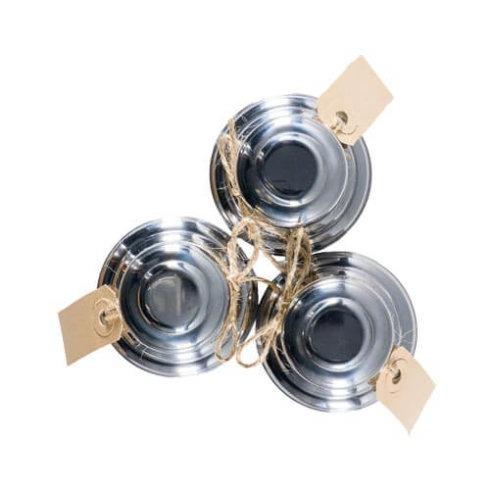 Bewaarblikken - thee accessoires - Mevrouw Cha