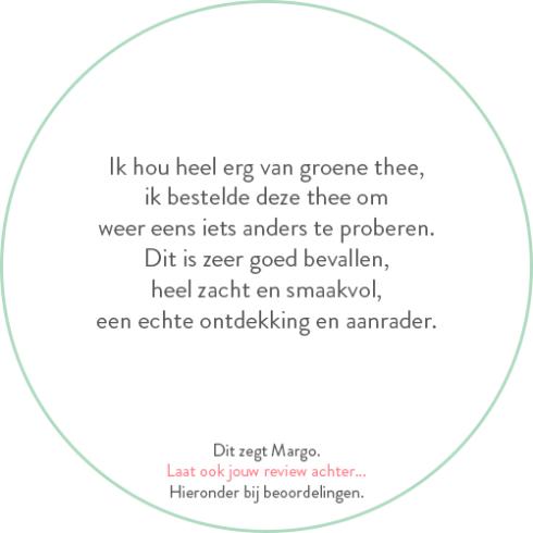 Beoordeling van Margo over huoshan huang ya