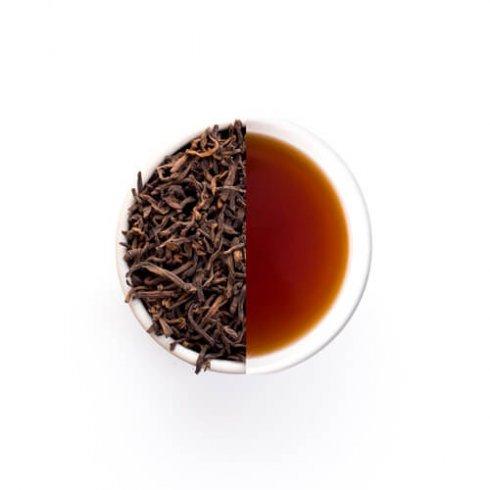 Puerh thee 2002 Mevrouw Cha uit China