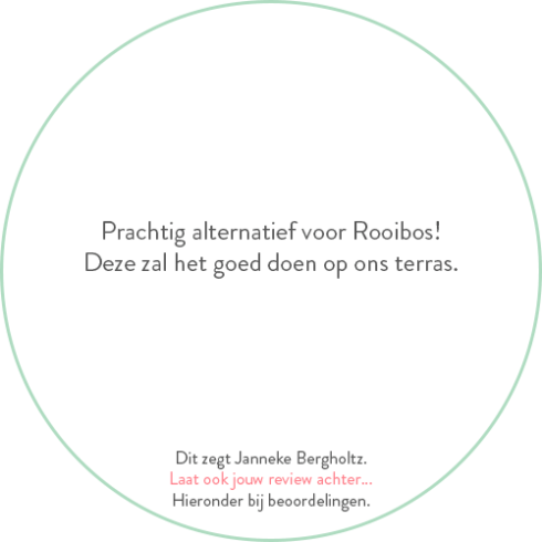 Beoordeling van Janneke Bergholtz over groenbos