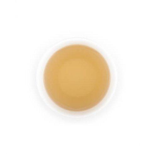 Jinxuan oolong thee ook bekend als milky oolong in een theekop