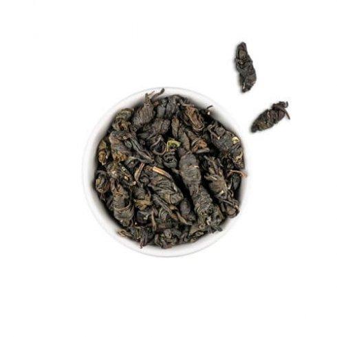 Groene thee uit Malawi gemaakt met de handgerolde zomba parels