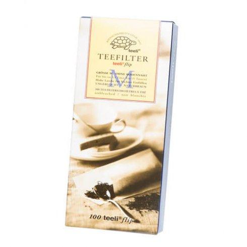 Theefilter papier M Teeli flip M
