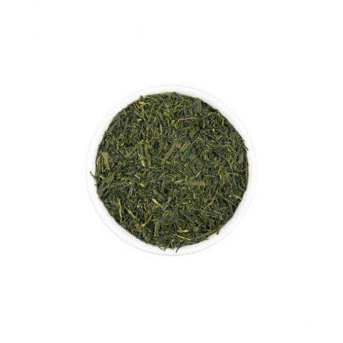 """Een biologische kwalitatieve groene thee genaamd Shincha betekend letterlijk """"nieuwe thee"""", het is dan ook de eerste oogst van het Japanse thee seizoen."""