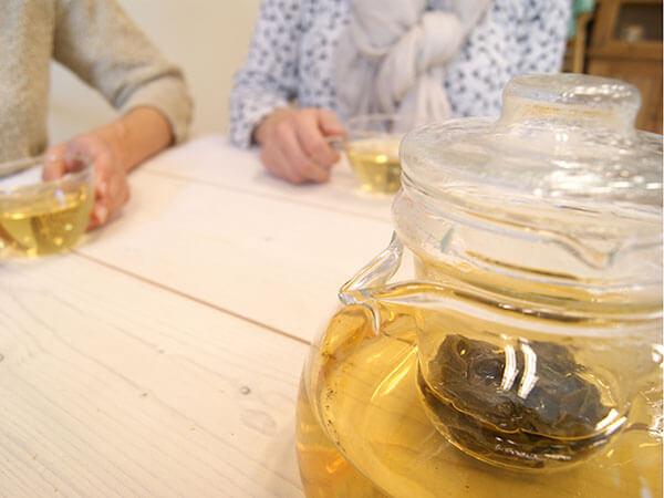 Waarom is een glazen theepot geweldig?