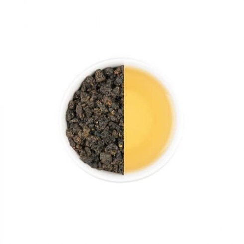 Losse, verse en biologische ali shan oolong thee uit Taiwan.