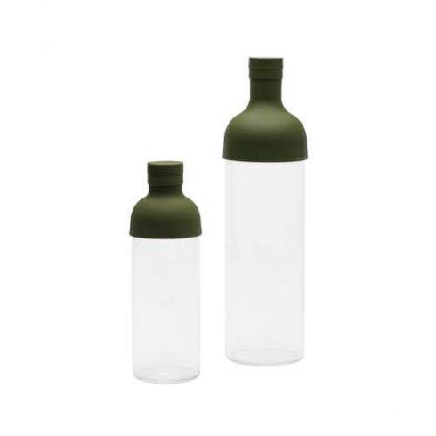 Hario ijstheefles groen ook bekend als filter in bottle 300ml en 750 ml