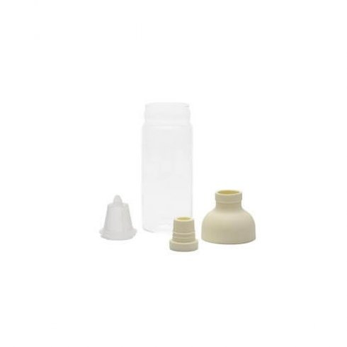 Hario ijstheefles off white ook bekend als filter in bottle 300ml