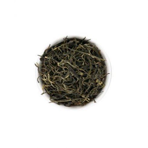 White peony biologische witte thee uit Bali in een theekopje