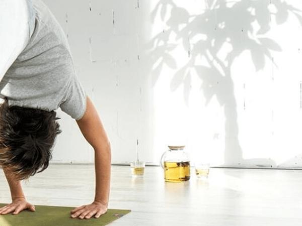 Yoga en Thee workshop