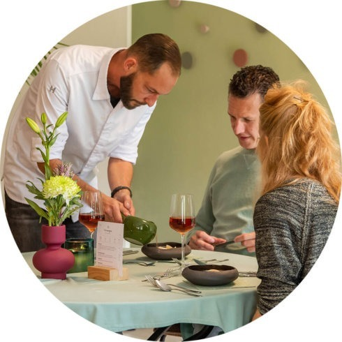 Chef Wouter presenteert vegan food bij Planta Pop-up