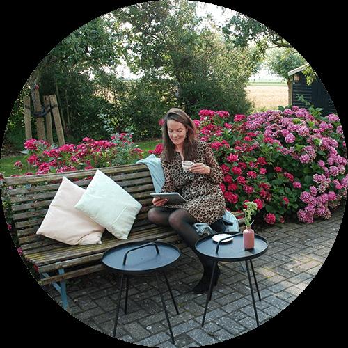 E-book over thee lezen met Mevrouw Cha