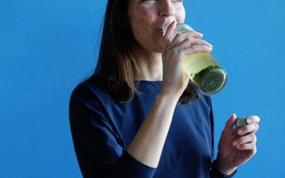 Thee drinken als je zwanger bent