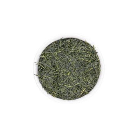 Gyokuro - groene thee - theebladeren