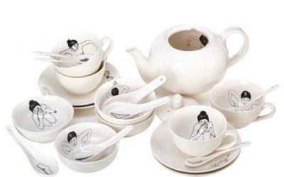 Jouw perfecte thee servies van Pols Potten