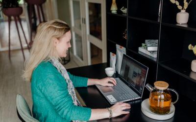 Een sfeervolle werkplek voor ondernemers