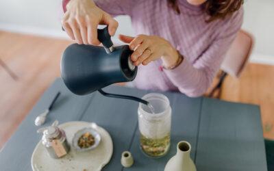 Waarom thee goed voor je is…