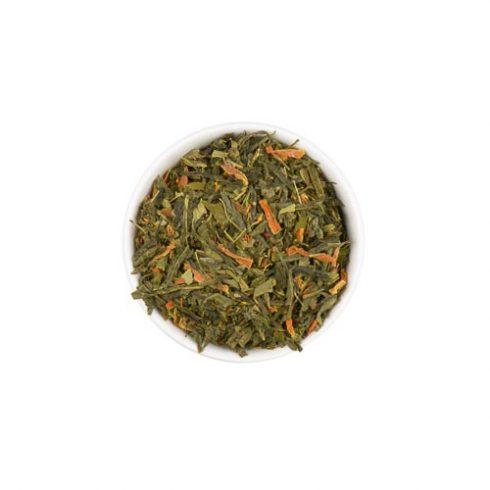 Hennep groene theemelange - groene thee - losse thee