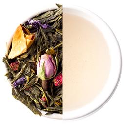 Groene theemelange - groene thee - losse thee