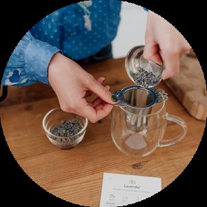 Losse thee van MEVROUW CHA