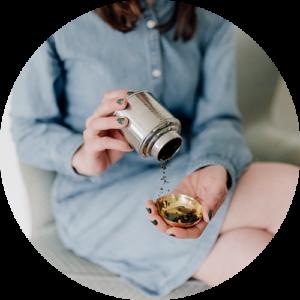 Losse thee zetten met MEVROUW CHA