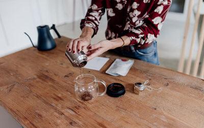Thee zetten met losse theebladeren is makkelijk!